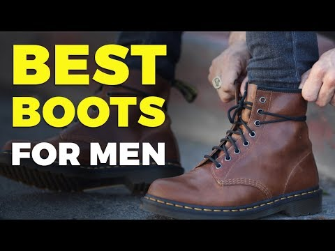 BEST BOOTS FOR MEN 2019 | Men's Stylish Boots | Alex Costa