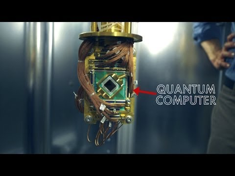 Google, NASA explain quantum computing and making mincemeat of big data