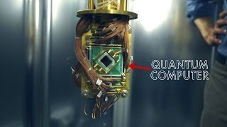 Google and NASA's Quantum Artificial Intelligence Lab thumbnail