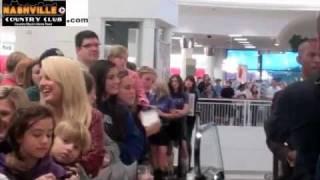 Taylor Swift Visits Belk Store in Franklin, TN