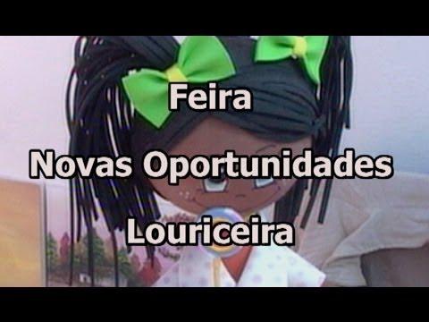 FEIRA NOVA OPORTUNIDADES - LOURICEIRA