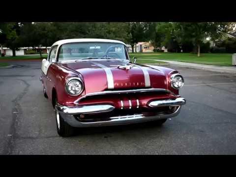 1955 Pontiac Star Chief Custom Catalina Hardtop - Ross's Valley Auto Sales - Boise, Idaho