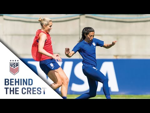 BTC: WNT Looks to Win Group F in Le Havre