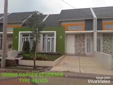 Spring Garden Residence Ready Stock 081288221962 Youtube
