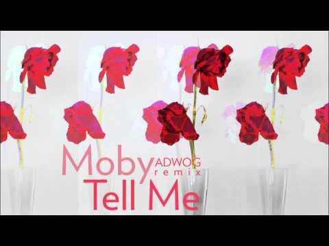 Moby - Tell Me (ADWOG d&b Remix)