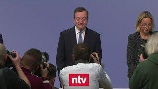 Trump zetert über Draghi-Auftritt | n-tv