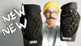 G-Form knee pads VS the new ENNUI shock sleeve / PRO