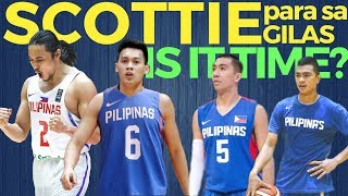 Gilas Point Guards - Puwede na ba si Scottie Thompson ng Baranggay Ginebra?
