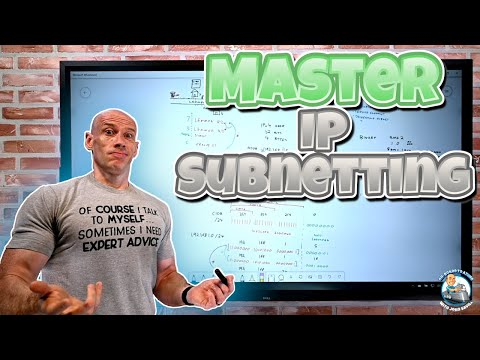Master IP Subnetting (and cloud considerations)