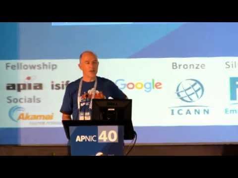APNIC 40 - AMM