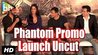 Event Uncut: Phantom Trailer Launch | Saif Ali Khan | Katrina Kaif