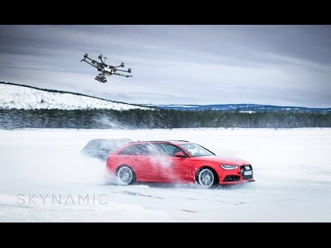 Skynamic Drone Showreel 2014  (Close Range Aerial Filming)