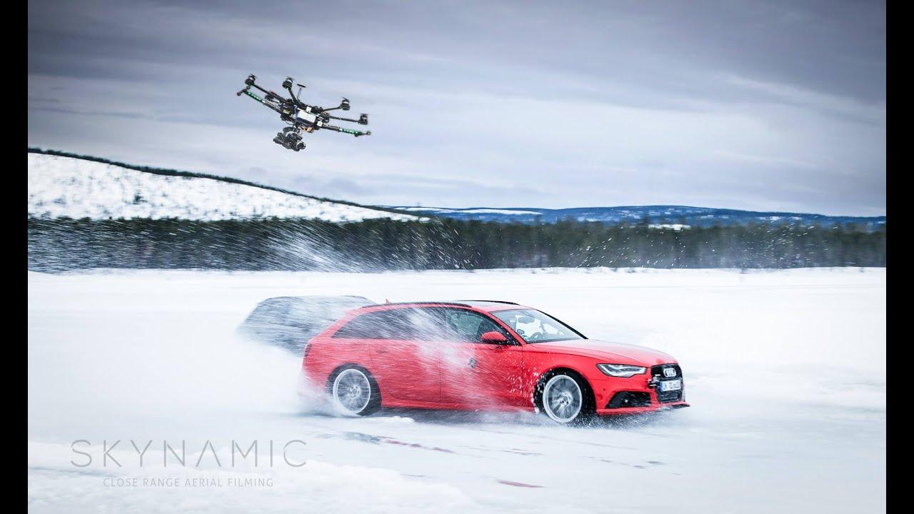 Skynamic Drone Showreel 2014 Close Range Aerial Filming
