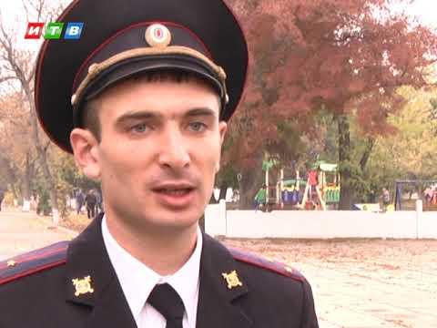 ТРК ИТВ: Крымчане выбрали  Народного участкового