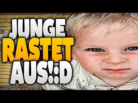 VEERSPIELT VERARSCHT !! - JUNGE RASTET AUS !!!