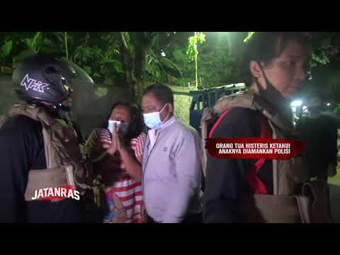 Detik-detik Tim Tiger Gerebek Sarang Narkoba - JATANRAS
