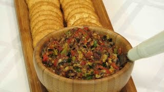 Three Olive Tapenade – Lynn's Recipes