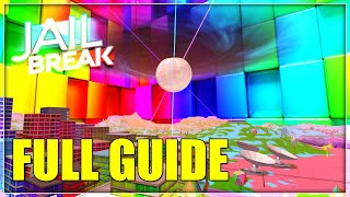 *FULL GUIDE* NEW DISCOBREAK UPDATE  ALL CODES IN DISCOBREAK, UNDERGROUND! (JAILBREAK ROBLOX UPDATE!)