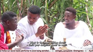Angel in Church Full Video by Woli Agba