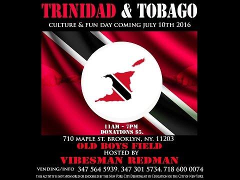 Trinidad and Tobago Day july 10th 2016, 710 maple st brooklyn ny