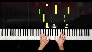 Sagopa Kajmer - Söylenecek Çok Şey Var - Piano Tutorial by VN