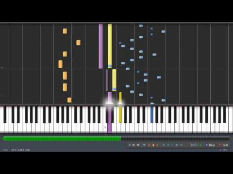Popcorn Song (Synthesia)