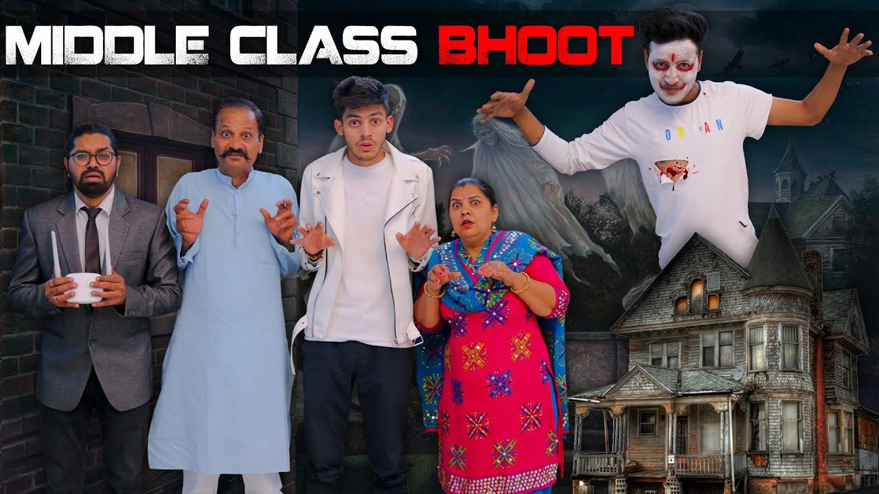 MIDDLE CLASS BHOOT || Sumit Bhyan - download from YouTube for free