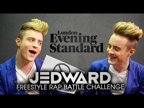 Jedward Freestyle Rap Battle Challenge