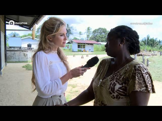 Atlas Suriname: de taal
