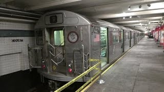 ニューヨーク交通博物館 New York Transit Museum Subway Cars