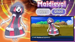 connectYoutube - New Pokemon are REVEALED for Pokemon Ultra Sun and Ultra Moon!! Gen 7 FM