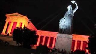 LED Lichtspektakel an der Bavaria: OSRAM gratuliert zum 200. Geburtstag des Oktoberfest