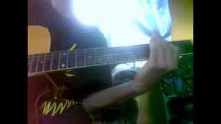 SATCF - heroes (Cover Guitar)