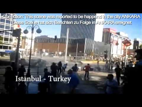 Istanbul Gezi Park - Police Violence And Brutality / AKP Crime - Part 12 (collection)