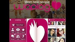Waplog Best Application Very Useful All Would In Chatting & Datting Any Girls