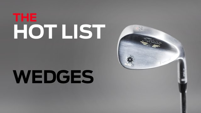 golf digest hot list 2016 wedges