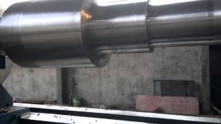 Heavy Horizontal metal working lathe machine