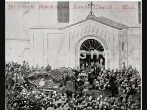 10 September 1898....Empress Elisabeth of Austria dies in Genevè