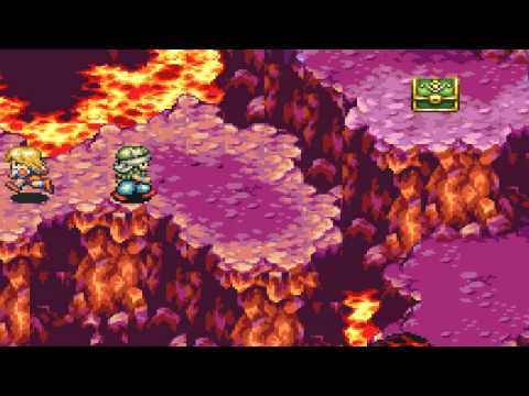 Walkthrough Sword of Mana [23] Le volcan souterrain