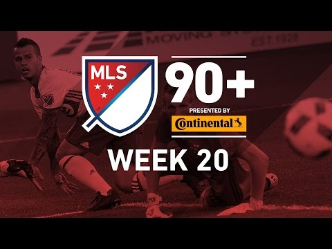 GIOVINCO & DROGBA DOMINATE with Hat Tricks | The Best of MLS, Week 20