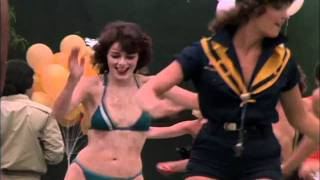 Star 80 (1983) Hugh Hefner roller derby party scene - one minute film school
