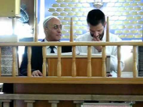 SEPHARDIC JEWISH SINGING