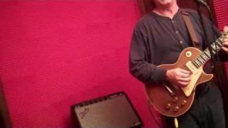 texas flood  guitar blues 69 les paul