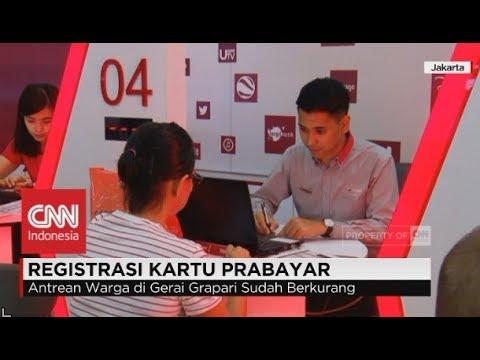 Registrasi Ulang Kartu Prabayar