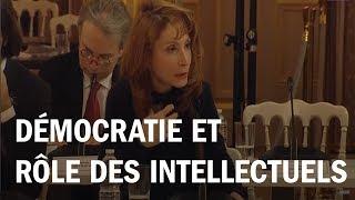 #GrandDébatDesIdées, 2e partie : la place de l'homme, la démocratie, le rôle des intellectuels