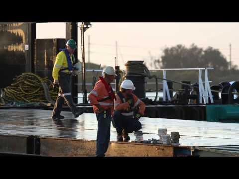 DB Schenker - Gorgon LNG Project for Chevron in Western Australia