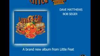 Promo for Little Feat