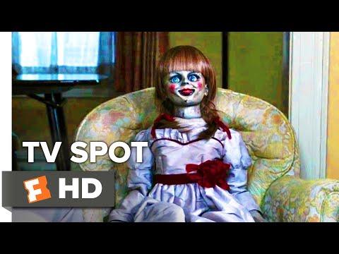 Annabelle: Creation TV Spot - Secret Countdown (2017) | Movieclips Coming Soon
