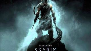 Skyrim Music - Dragonborn (Main Theme)