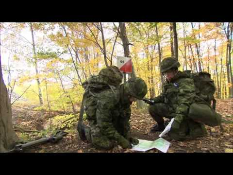 Canadian Forces - Basic Military Officer Qualification Course
